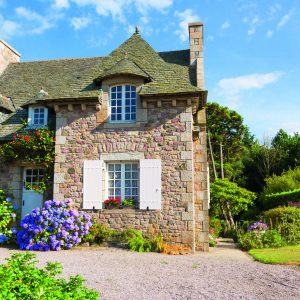 Beautiful house in french brittany typical