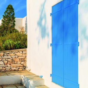 The island of Paros is one of the most famous Greek islands of the Aegean Sea and it belongs to the Cyclades islands archipelago.